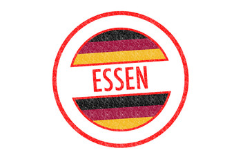 ESSEN Rubber Stamp