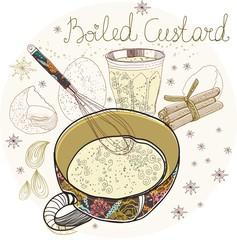 Boiled custard