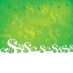 Dollar Background