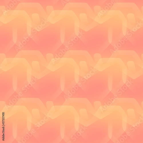 Elegant seamless pattern, vector unusual structure