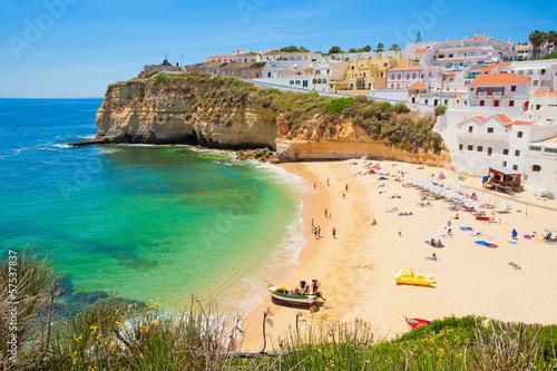Foto op Canvas Mediterraans Europa Strand Algarve Portugal