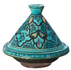 isolated tajine
