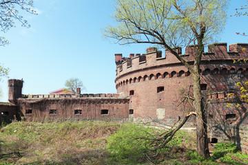 Der Wrangel tower, Kaliningrad, Russia