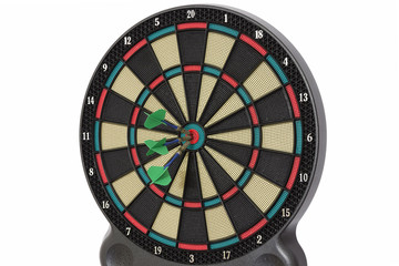 Darts game, 150 points