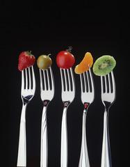 frutta e forchette