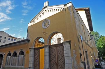 Gorizia, la Sinagoga