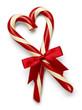 Candycane Heart - 57543493