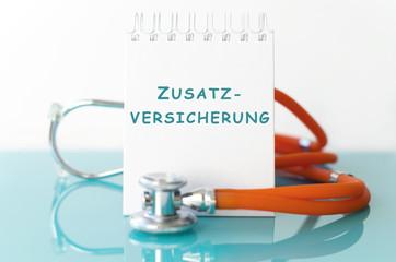 Krankenkasse: Zusatzversicherung