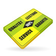 karte v4 100% service qualitaet leistung garantie III