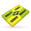 card v4 quality service power warranty I