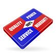 karte v4 100% service qualitaet leistung garantie IV