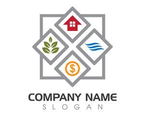 4 Element Logo