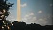 Aerial View White House Washington DC-1940 Vintage 8mm film