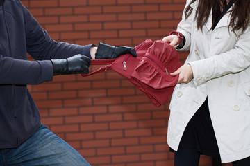 Stealing bag