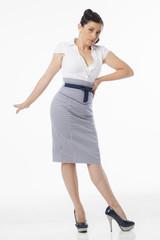 pin up woman