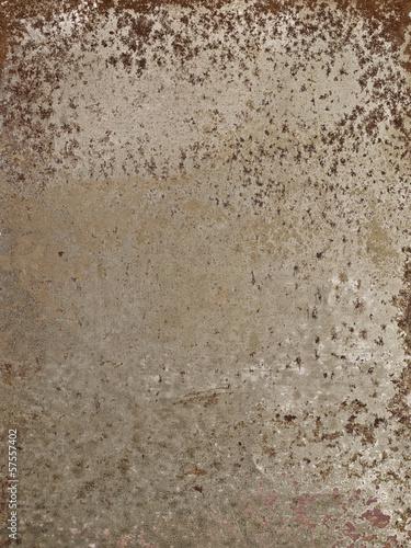 canvas print picture Holz, Hintergrund, Metall, Textur, beige, braun