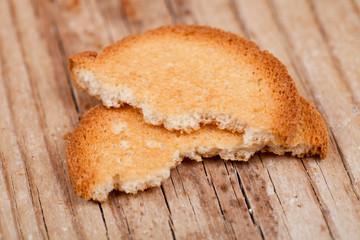 slices of snack cracker