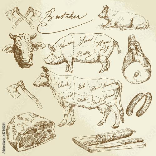 kawalki-miesa-wieprzowego-i-wolowego-kolekcja-odreczna