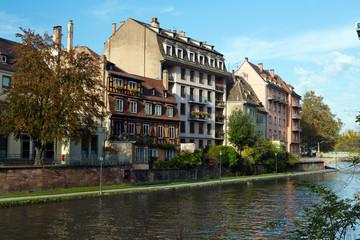 Strasbourg, Frankreich, Elsass, Kanal