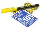 Ultraviolet Security Marker Pen poster
