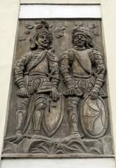 Kutna Hora bas-relief.