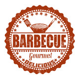 Barbecue stamp