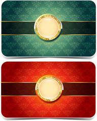 Elegant cards