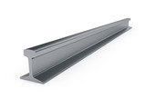 girder rail isolated