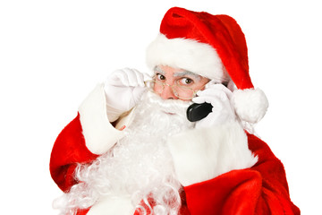 Santa Claus - Telephone