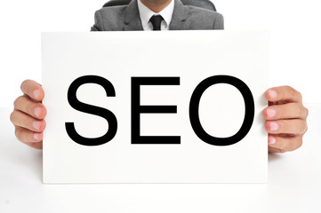 SEO, acronym for Search Engine Optimization