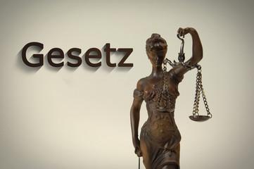 Recht Unrecht Prozess Justiz Justitia - Part 2