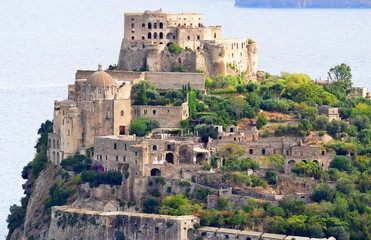 Aragon castle of Ischia