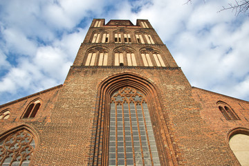 church in Stralsund