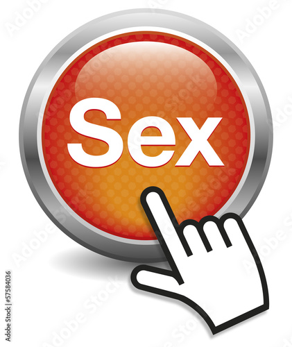 Sex icon with hand