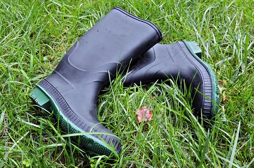 Waterproof Rubber Boots