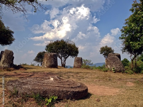 Mystery of the Plain of Jars Phonsavan Laos Southeast Asia