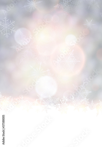 Vibrant christmas background.