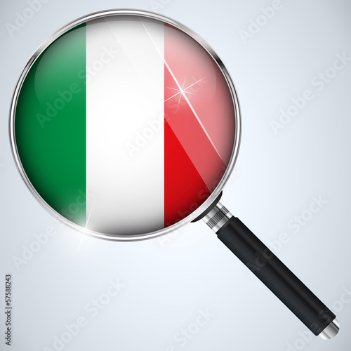 NSA USA Government Spy Program Country Italy
