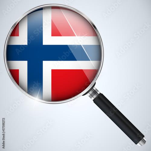 NSA USA Government Spy Program Country Norway - 57588272