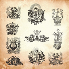 Musical Engravings