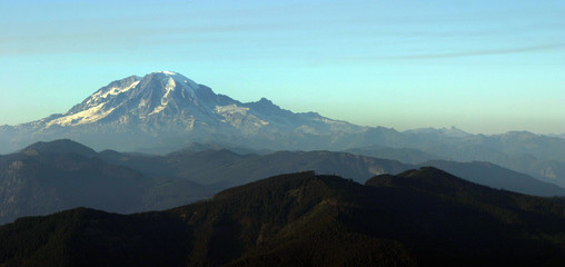 Mount Rainier, Washington state USA