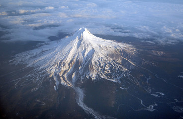 Mount Hood, Oregon, USA