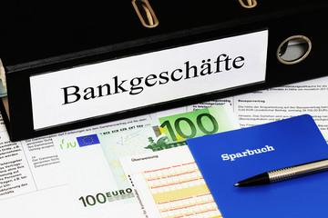 Bankgeschäfte