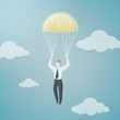 Golden parachute of chief executive officer