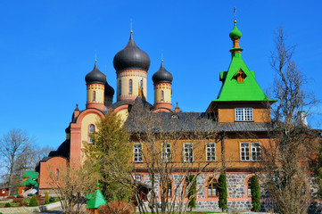 Puhtica orthodox monastery
