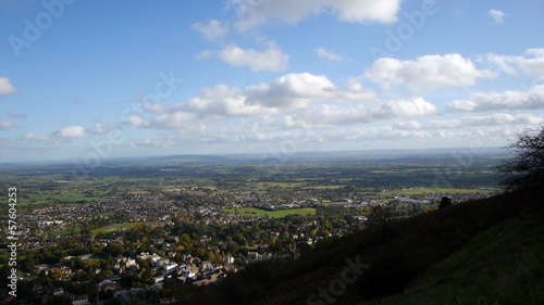Worcestershire Panorama.