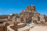 Thula ancient yemeni traditional village, Yemen