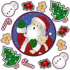 Icones de Natal