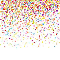 Little Streamers & Confetti Stars Color Mix