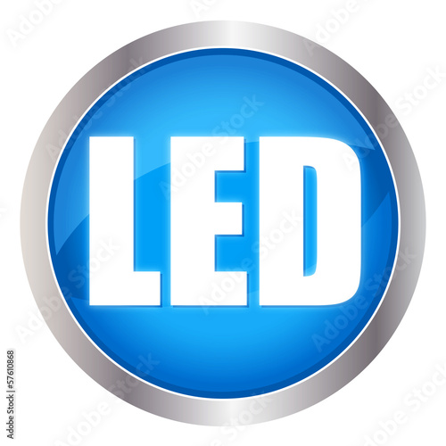 LED Button, Icon